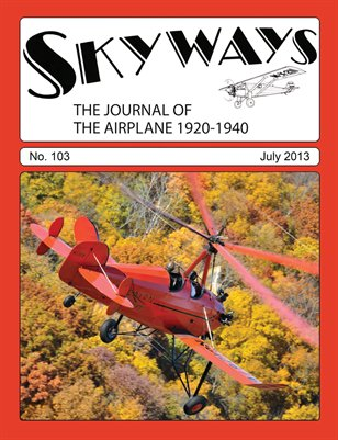 Skyways #103 - July 2013