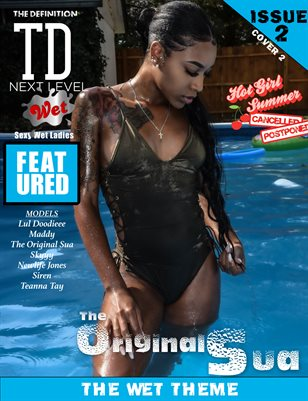TDM The Original Sua wet: issue2 cover 2