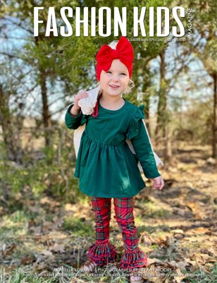 Fashion Kids Magazine | Issue #214 - Christmas Special #2