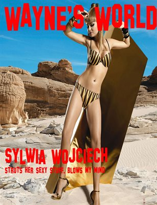 Wayne's World Magazine - September 2017 Issue