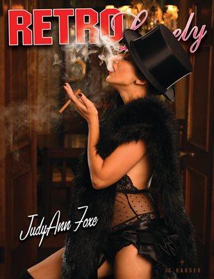 Retro Lovely No.84 – JudyAnn Foxe Cover