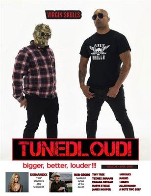 TunedLoud Magazine June 2019