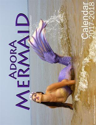 Adora Mermaid Calendar 2017-2018