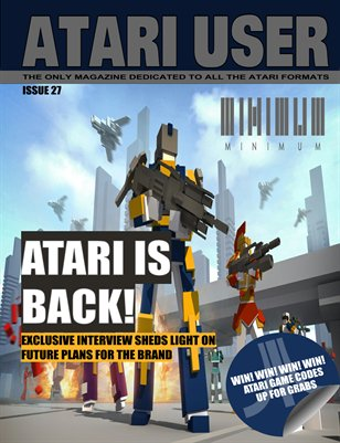 Atari User Issue 27
