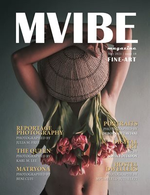 MVIBEmagazine May 2021 issue18 Fine-Art