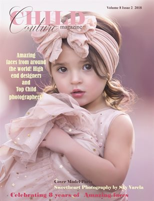 Child Couture magazine Volume 8 Issue 2 2018