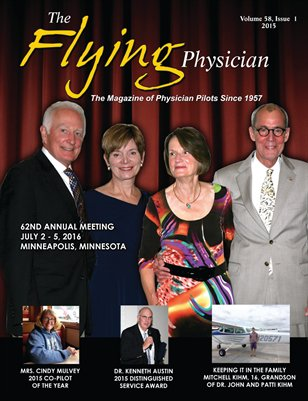 FLYING PHYSICIAN MAGAZINE 2015 - 1