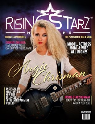 RISING STARZ WINTER 2020 ANGIE COVER