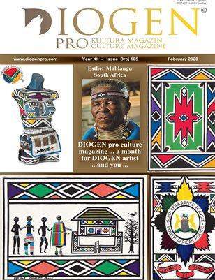 DIOGEN pro art magazine No.105