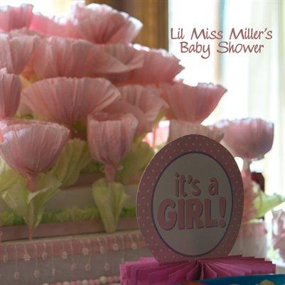 Miller Baby Shower