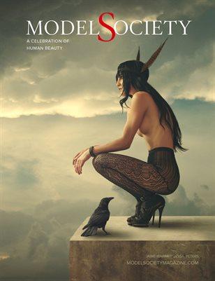 Model Society Magazine 8