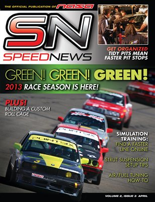Speed News Magazine April 2013