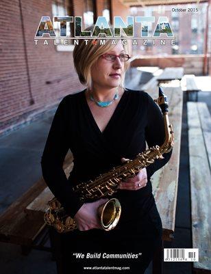 Atlanta Talent Magazine October 2015 Edition