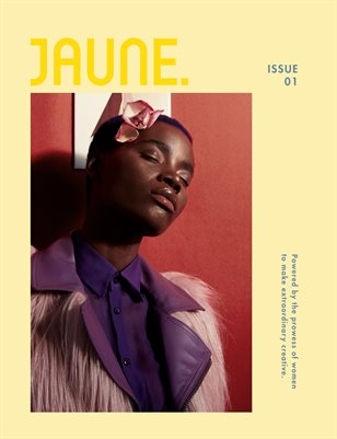 Jaune Magazine Issue 01