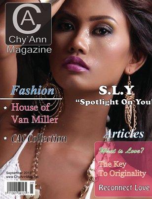 Chy'Ann Magazine
