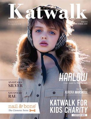 Katwalk Fashion Magazine, Issue 8 October 2019.