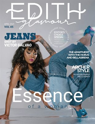 Essence of a woman, Issue 45 , Book 2