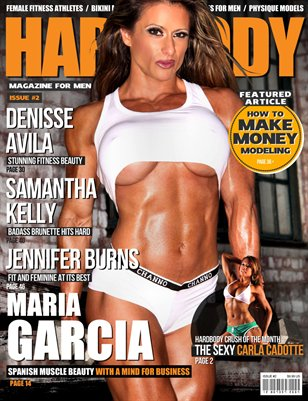 Hardbody Magazine Issue 2