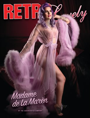 Retro Lovely No.119 – Madame de La Marèn Cover