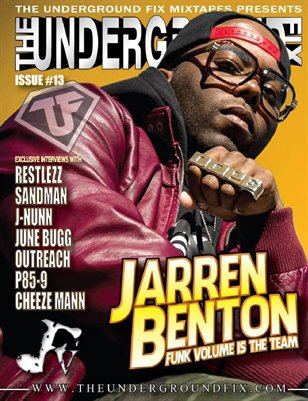 The Underground Fix Magazine Issue #13