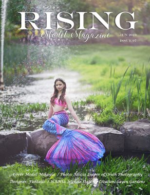 Rising Model Magazine Issue #97
