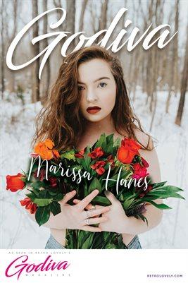 Godiva No.4 -  Marissa Hanes Cover Poster
