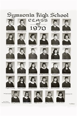 1970 Symsonia High School Seniors
