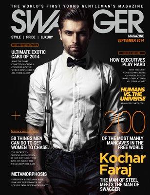 Swagger Magazine No1