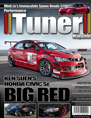Performance Tuner Magazine Volume 15 January 2015