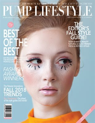 PUMP Lifestyle - The Beauty & Fashion Edition   October 2018   Vol.3