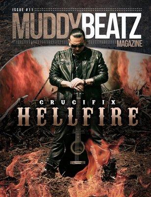 Muddy Beatz Magazine - Issue #11 Crucifix/CesCru Edition
