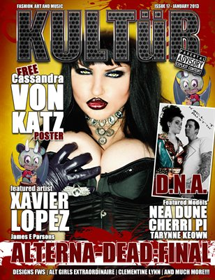 Kultur - Issue 17 - January 2013