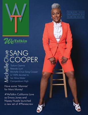 We Talkin Magazine Michelle Chue-Sang Cooper