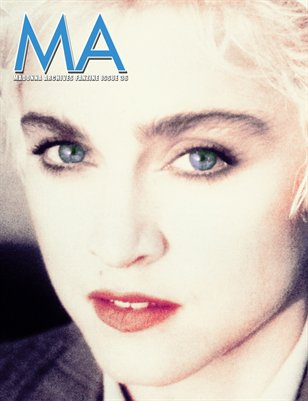 Madonna Archives Fanzine Issue 36