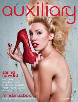 auxiliary magazine : april/may 10