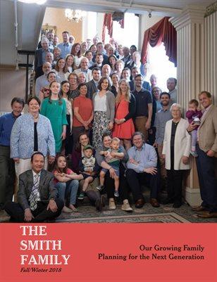Smith Family Fall/Winter 2018