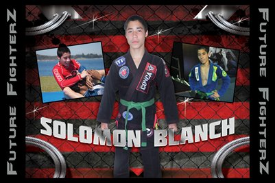 Solomon Blanch 2015 Poster