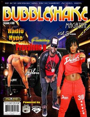 Bubble Shake Magazine Issue #30 (Radio Hype)