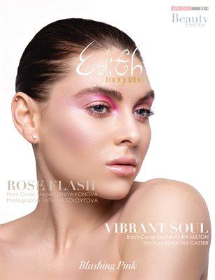April 2020, Blushing Pink, Issue 112