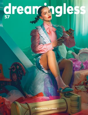 DREAMINGLESS MAGAZINE - ISSUE 57 - PART FIVE