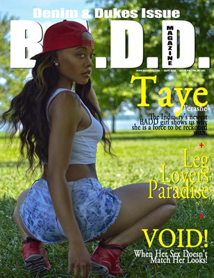 Denim and Dukes (Taye The Model Cover)