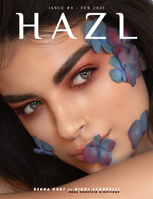 HAZL Magazine: ISSUE #4 - Feb 2021