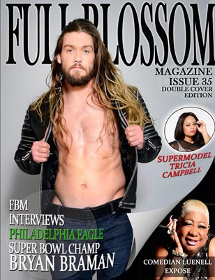 FBM Issue 35 BRYAN BRAMAN Cover