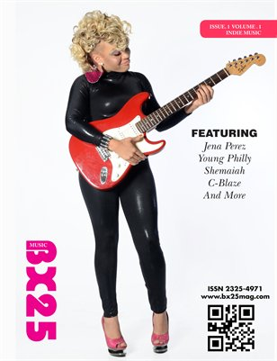 BX25 Music Music (Issue 1)