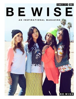BE WISE Magazine Issue 9