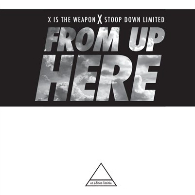 FROM UP HERE ZINE - Vol.1, Issue 1