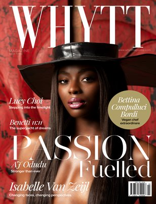 WHYTT Issue 3 - For Love And For Art