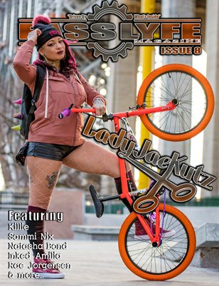 Fass Lyfe issue 8 Ladyjae
