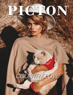 Picton Magazine MARCH 2019 N49 Cover 2