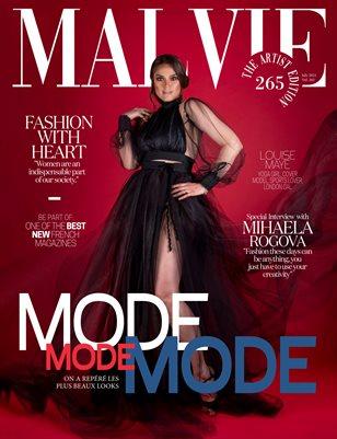 MALVIE Magazine The Artist Edition Vol 265 July 2021